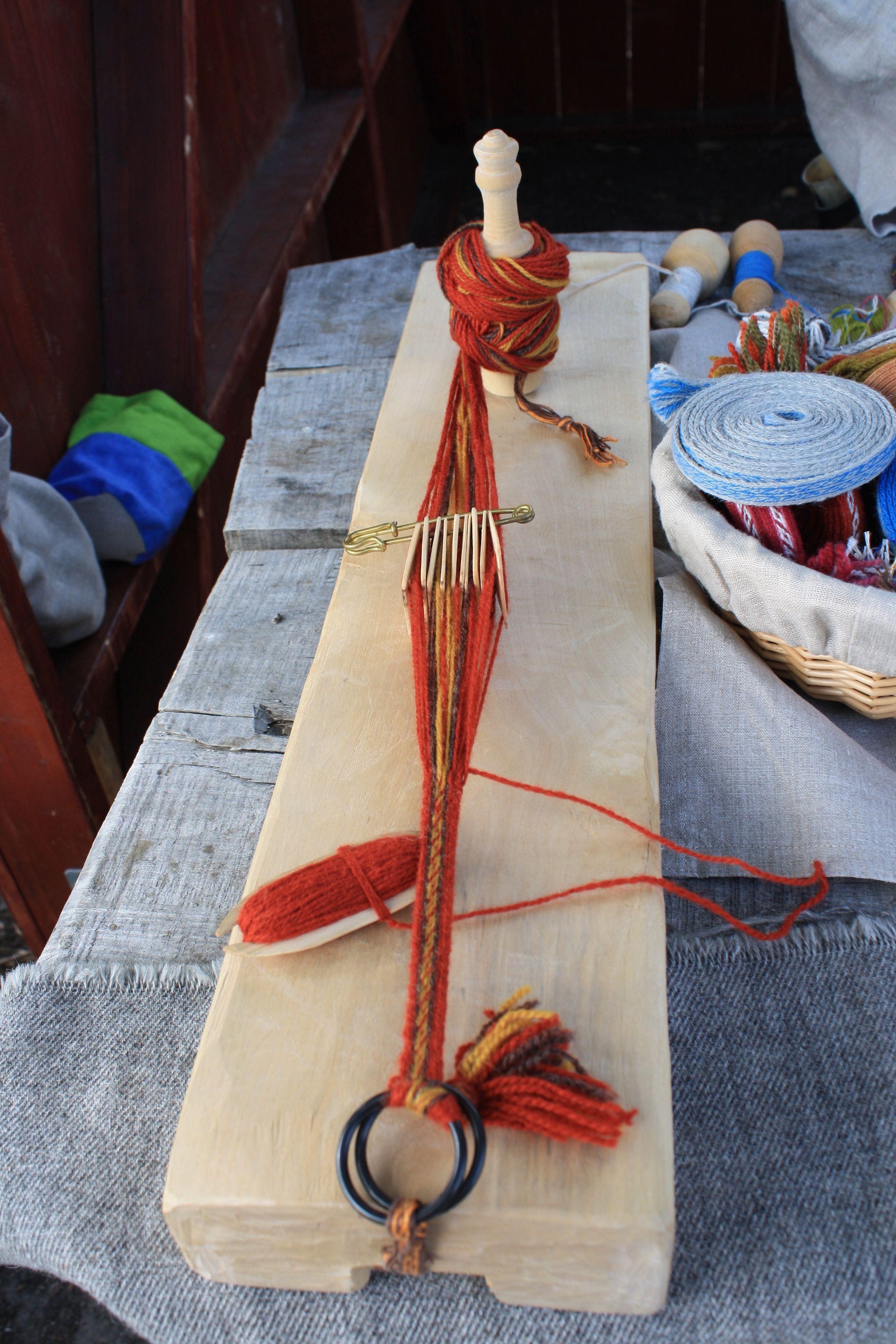 Pin By Shannon Ward On 2 Going Viking Card Weaving Loom Weaving Tablet Weaving Patterns