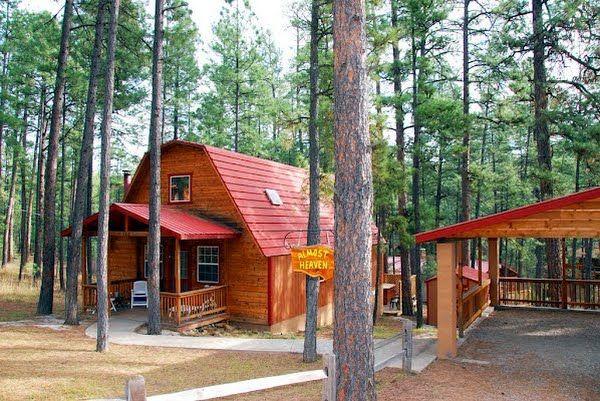 Almost Heaven Private Vacation Home Cabin in Ruidoso New ...