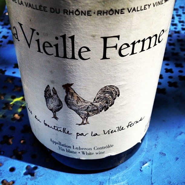 #LaVieilleFerme and the sunshine.