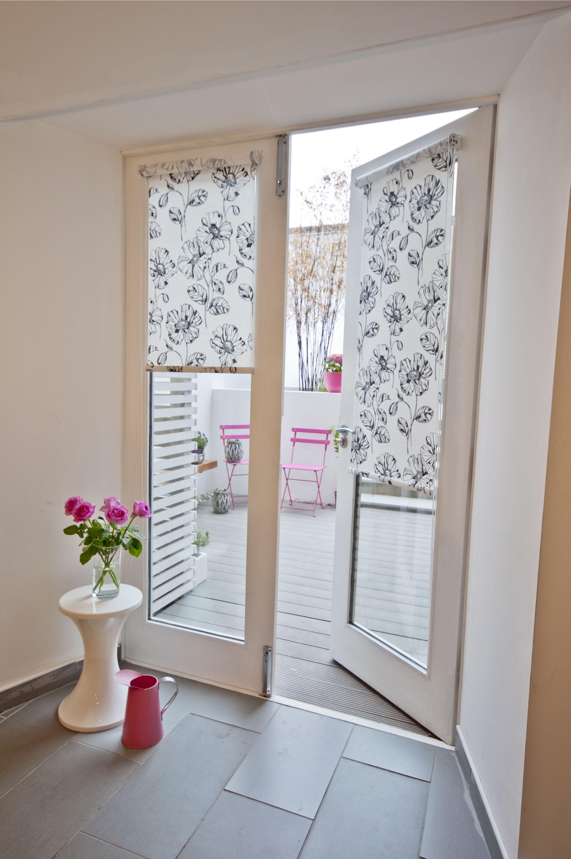 Roller Blinds Blinds For French Doors Door Blinds French Door