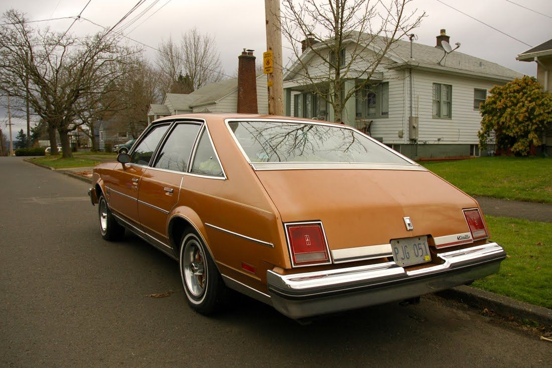 1978 78 oldsmobile cutlass salon brougham sedan aeroback