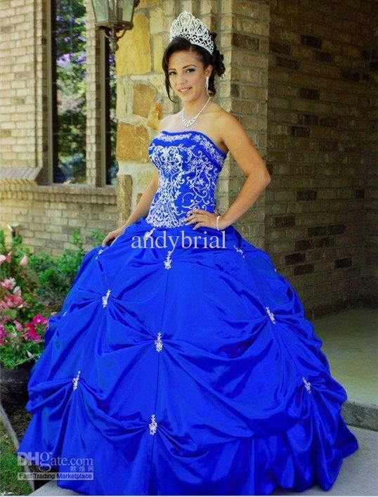 17 Best images about Quinceanera Dresses on Pinterest | Mint green ...