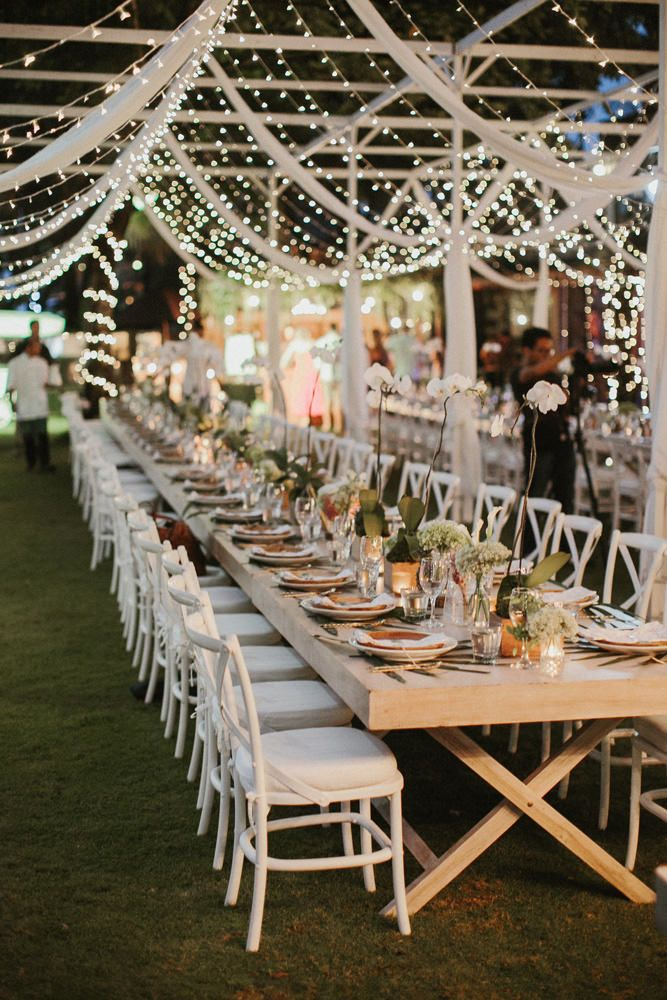 Bali Wedding With A Stylish Fun Party Vibe With Bride In