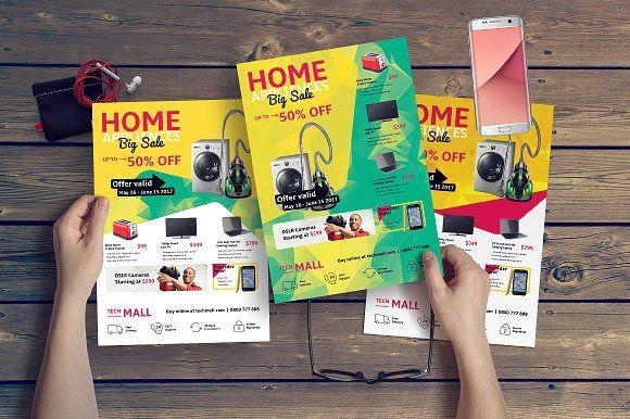 Retail Flyer Template Creativework Templates Templates - Electronic flyers templates