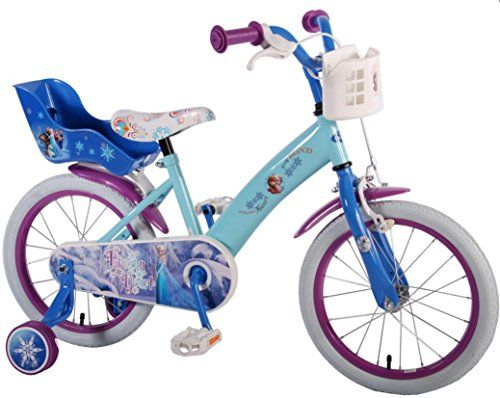 16 Zoll Kinderfahrrad Eiskonigin Fahrrad Dreirad Disney Frozen