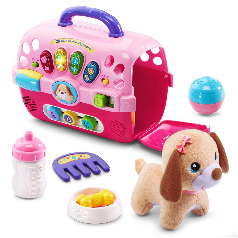 VTech Care for Me Learning Carrier Toy Toddler girl