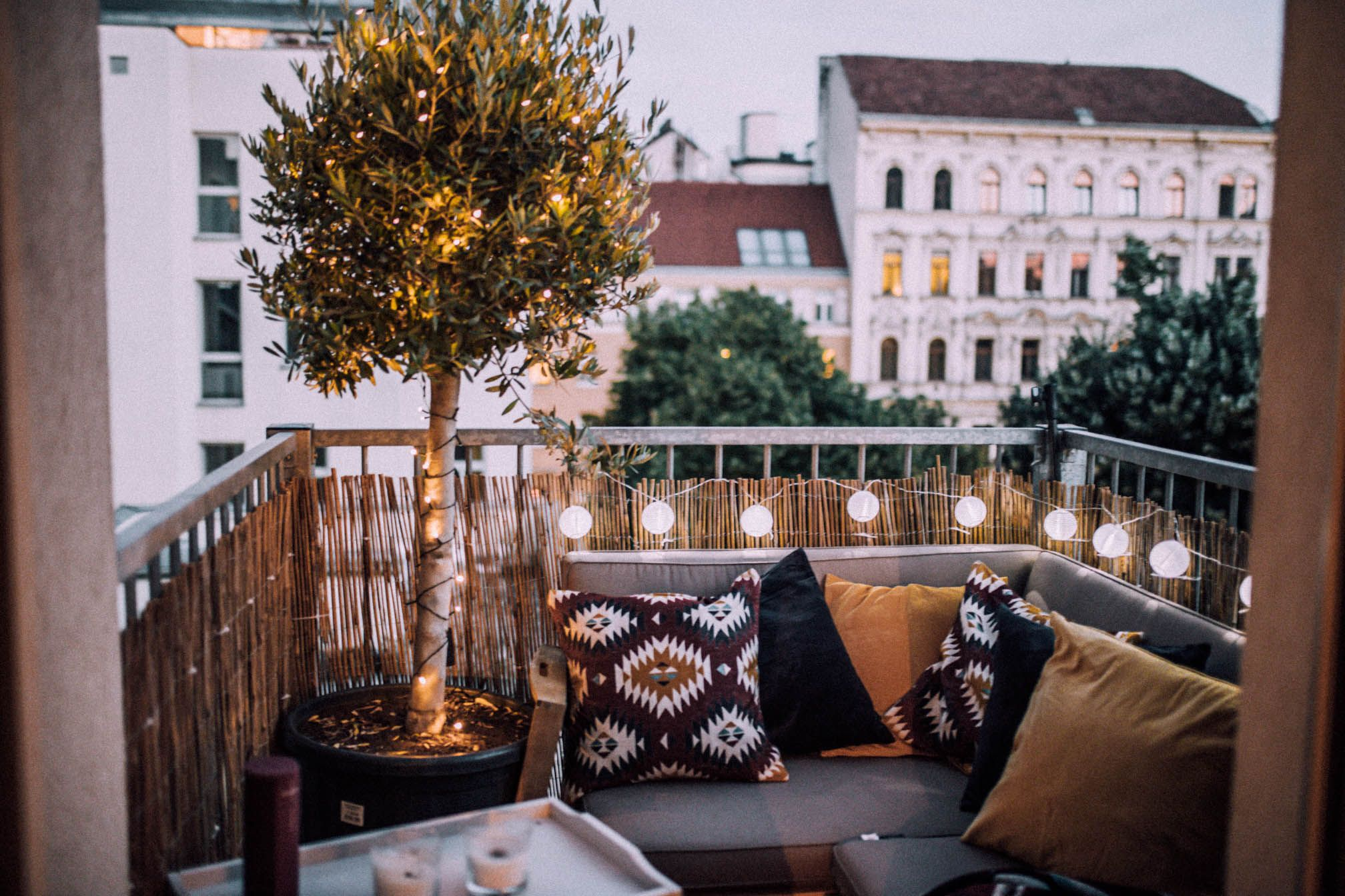 """""""new home"""" – mein kleiner Balkon – Berries & Passion"""