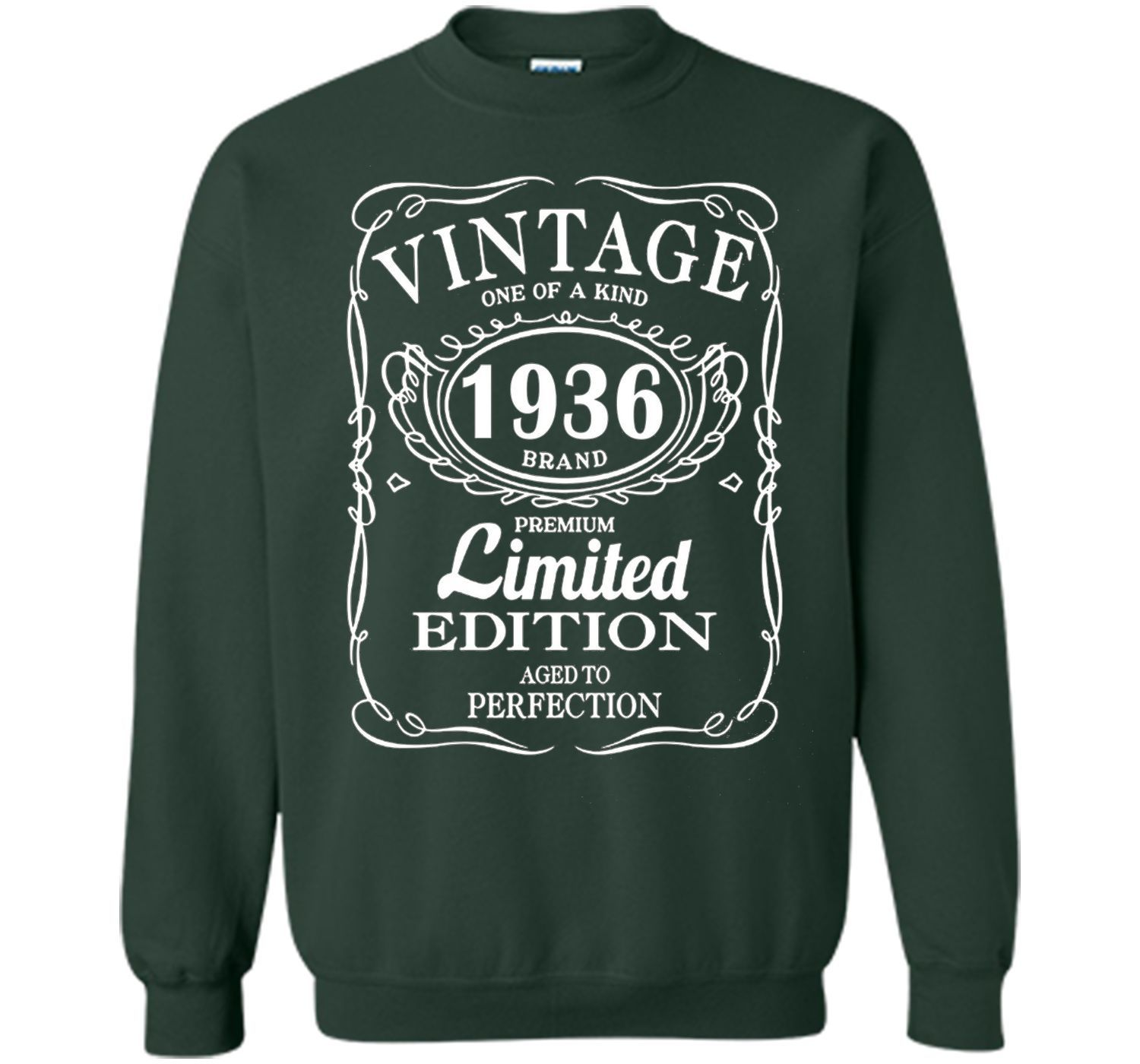 Born in 1936 Tshirt 81th Birthday 81 Years Gift