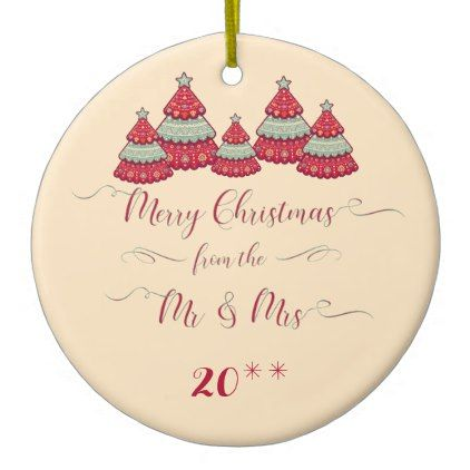 Cute Our First Christmas Together Ornament Xmas Christmaseve Eve Merry Family Kids Gifts Holidays Santa