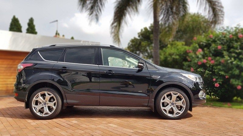 2018 Ford Kuga Titanium Ford Kuga Titanium Ford Kuga Ford