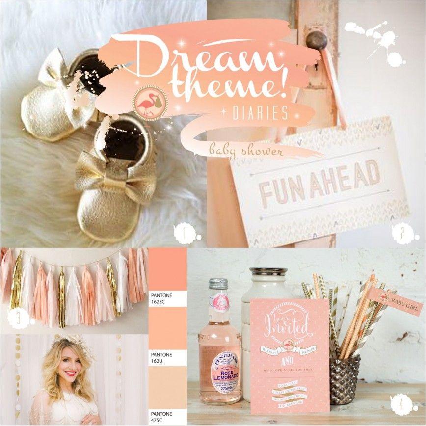 Dream Theme Diaries - Baby Peach sq