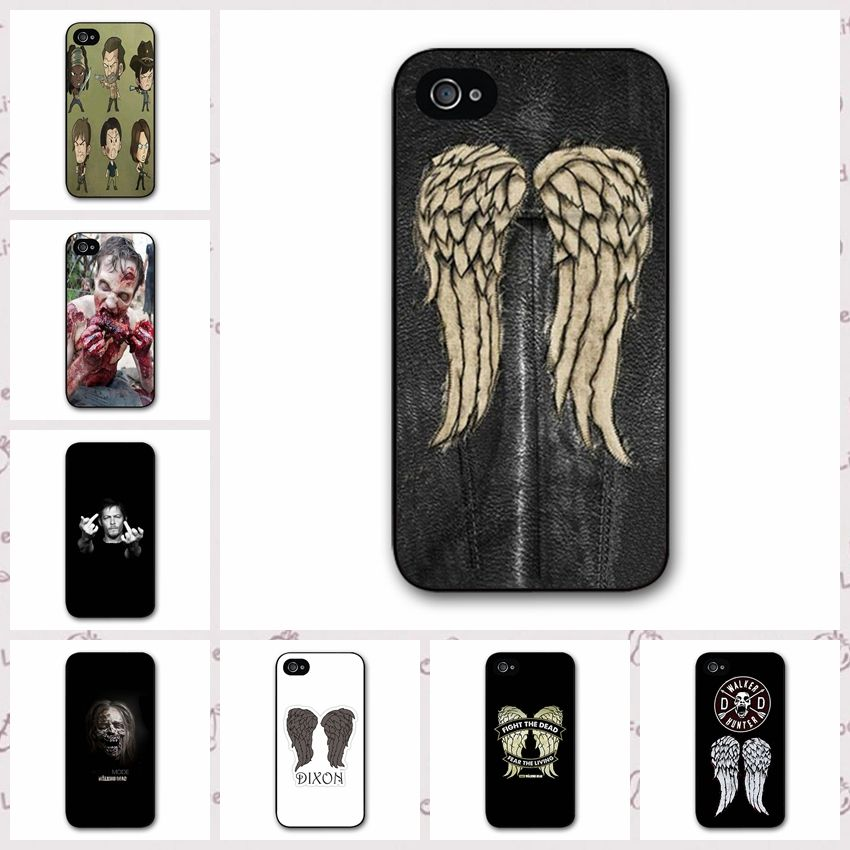 carcasa iphone 6s the walking dead daryl