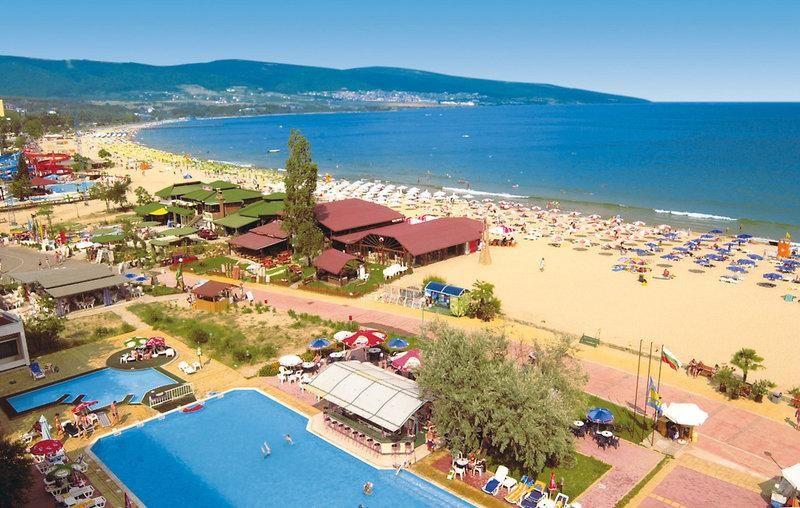 Glarus Beach In Sonnenstrand Hotels In Bulgarien Die
