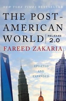 What Does A Post American World Look Like Book Worth Reading Book Week Books