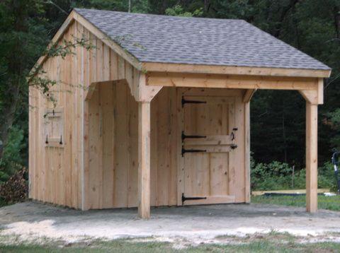 Mashpee1a 101k Small Horse Barns Small Barns Run In Shed