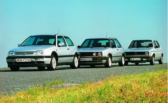 Why The Mk3 Vw Golf Gti Was No Match For The Original