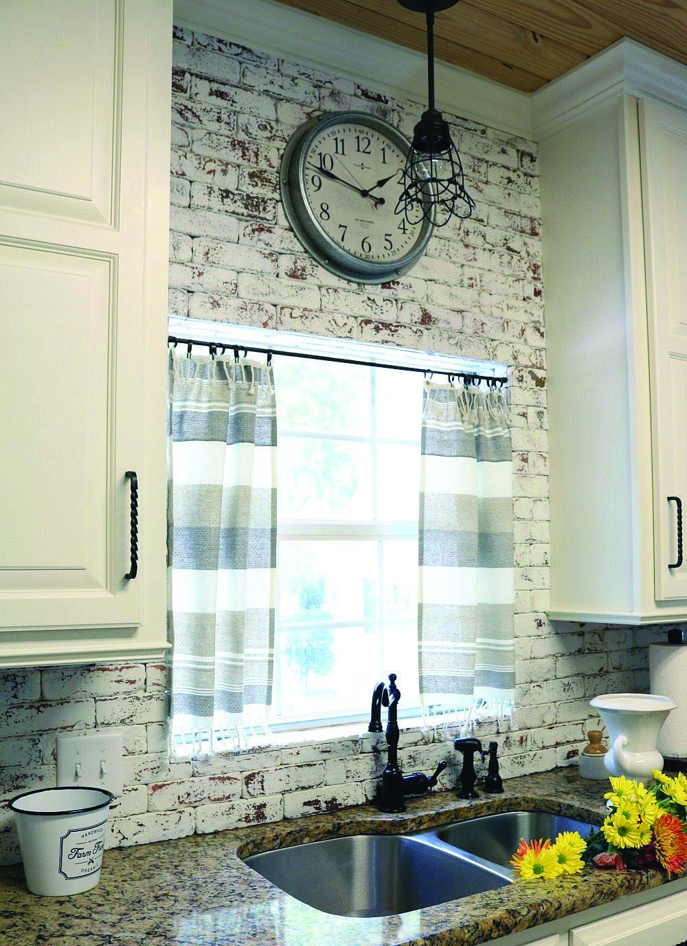 Cool Kitchen Curtain Ideas For Small Windows Only In