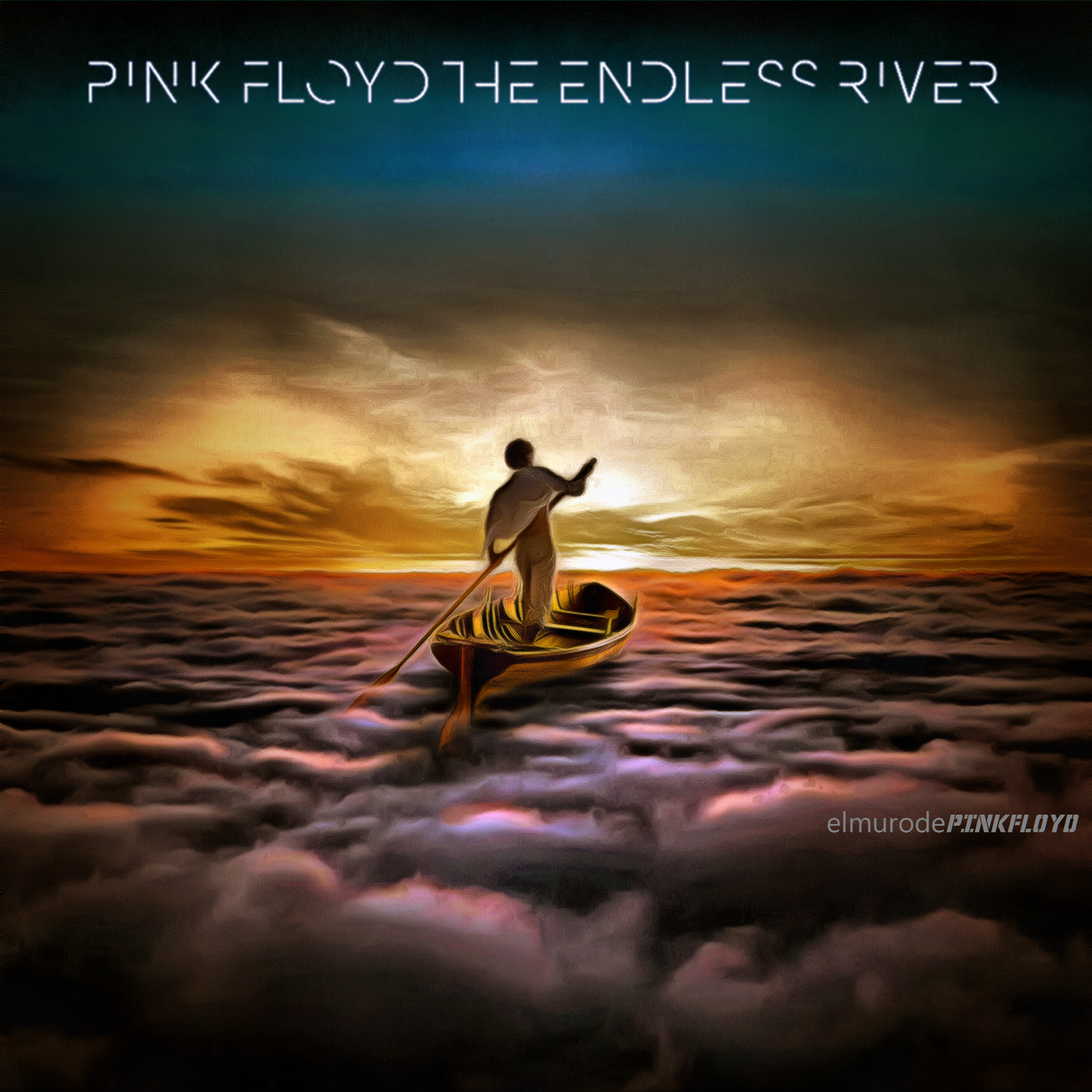 Endless River Cover Art
