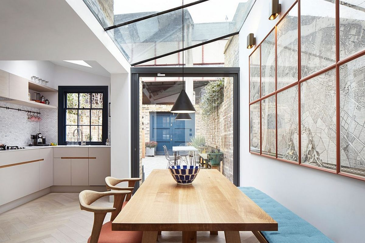 Smart Makeover and Extension Revitalizes Heritage London Home ...