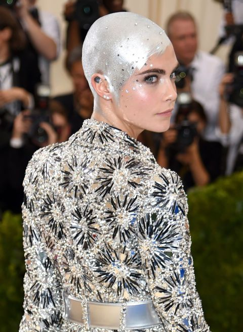 The Best Beauty Looks from the 2017 Met Gala  1ee9a95c8f8f