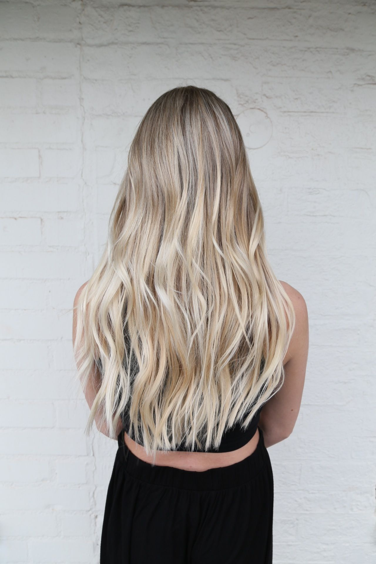 silver blonde ombre google search hair pinterest hair hair styles and fall hair. Black Bedroom Furniture Sets. Home Design Ideas