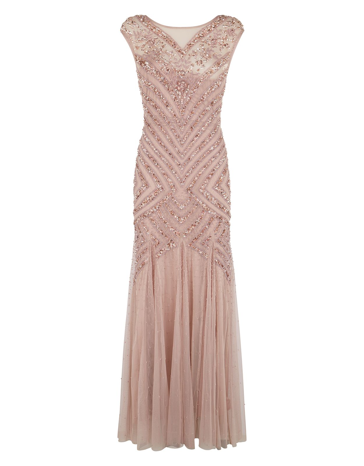 Irene Maxi Dress | Pink | Monsoon | dream dresses | Pinterest