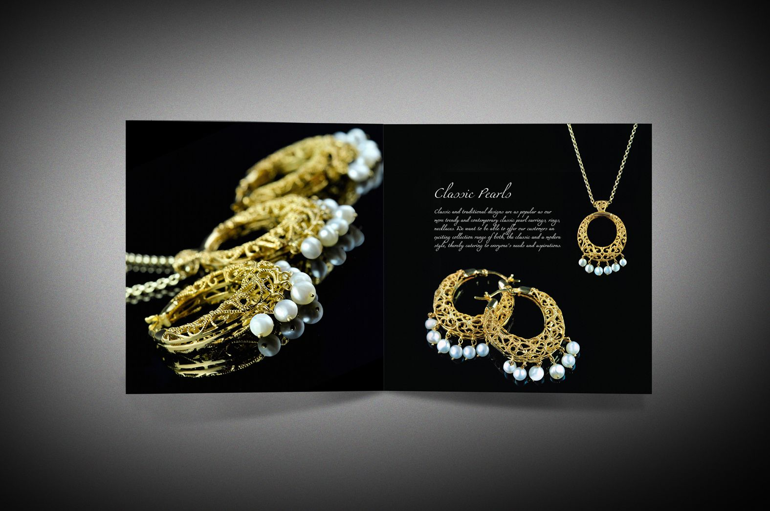 Jewelry Catalog Design    Google  Jewelry