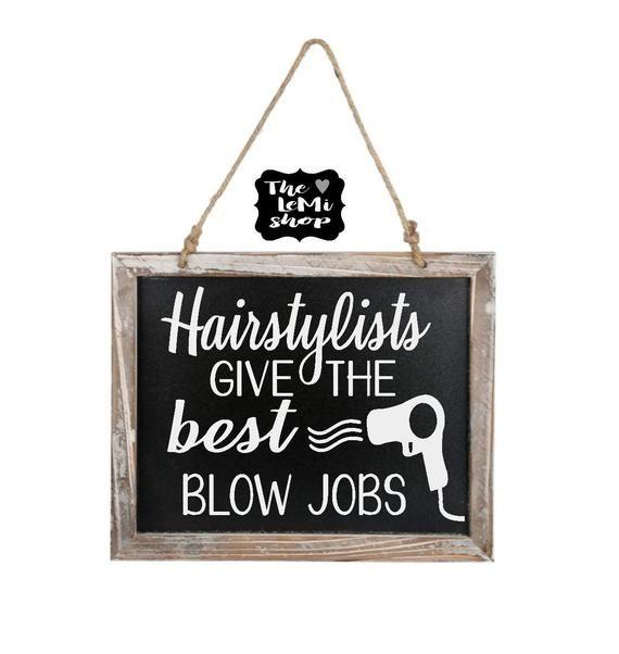 Funny hair salon decor. Beauty salon decor. Hair salon sign. Hair salon wall decor. Rustic decor. Hair salon wall sign. Custom hair sign.