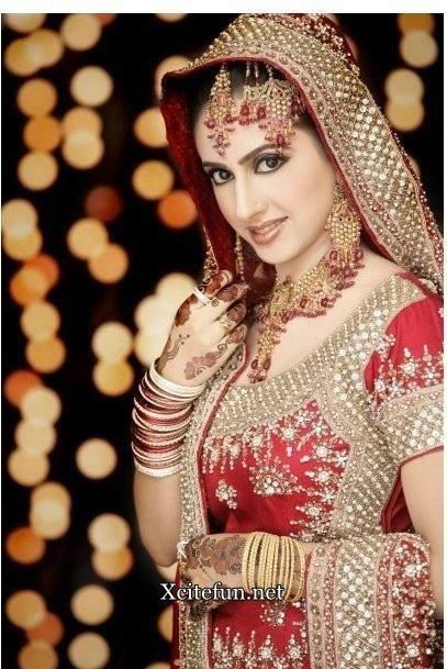 Indian Wedding Traditional Attire