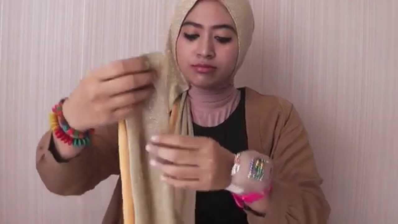 41 Hijab Tutorial Natasha Farani Tutorial Hijab Pinterest
