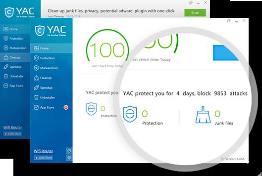 yac antivirus