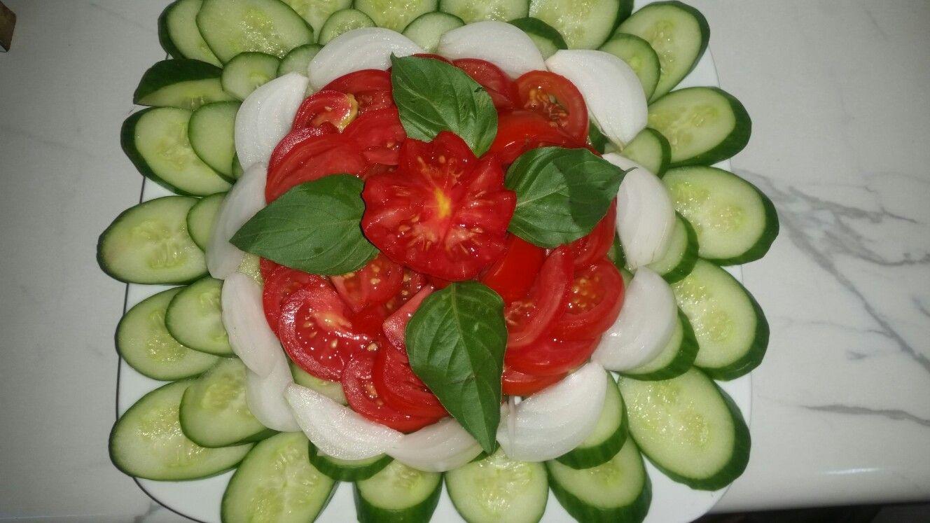 طبق سلطه مشكل Watermelon Food Fruit
