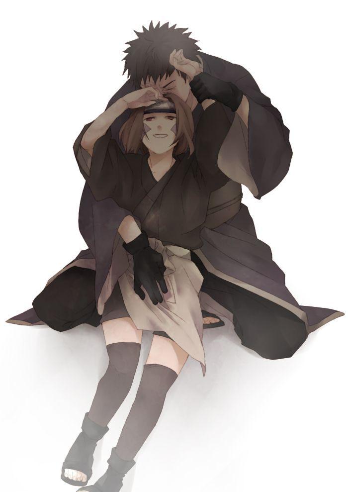Obito x Rin   Boruto personagens, Casais de naruto, Naruto