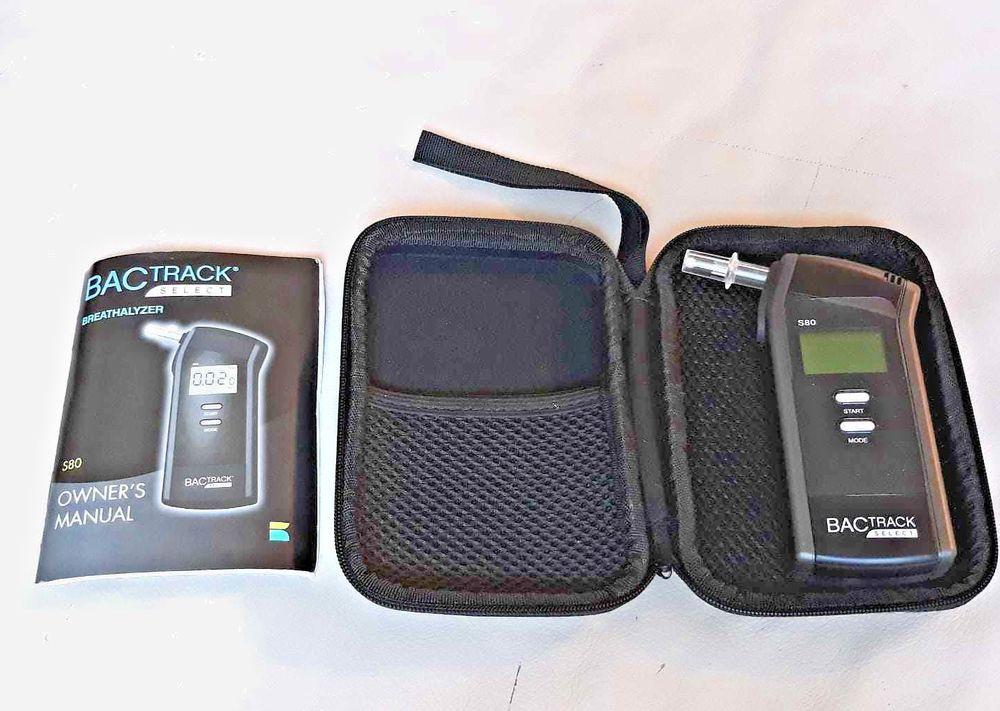 BACtrack S80 Professional Breathalyzer Portable Breath
