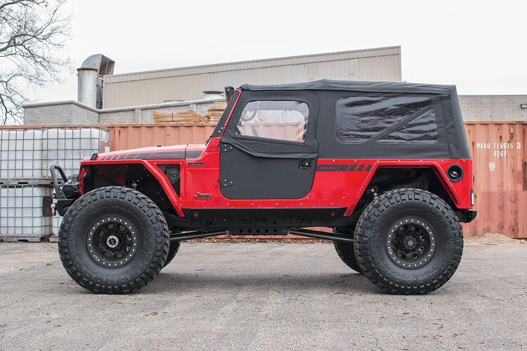 Wrangler Half Doors Crusader Trail Doors Jeep Tj Lj 97 06