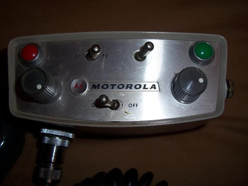 Vintage Motorola Police Radios | What did I buy? - The