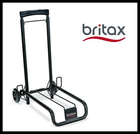 Britax Car Seat Travel Cart Makes Flying Traveling Or Vacationing With Carseats Easy