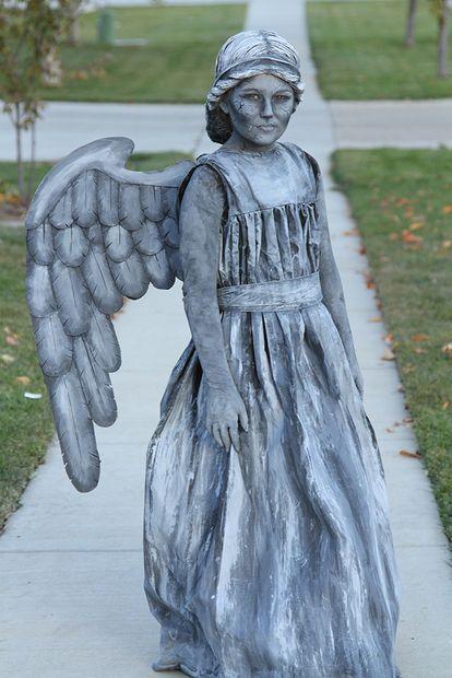 Weeping Angel or Statue Costume | Halloween Costumes ...