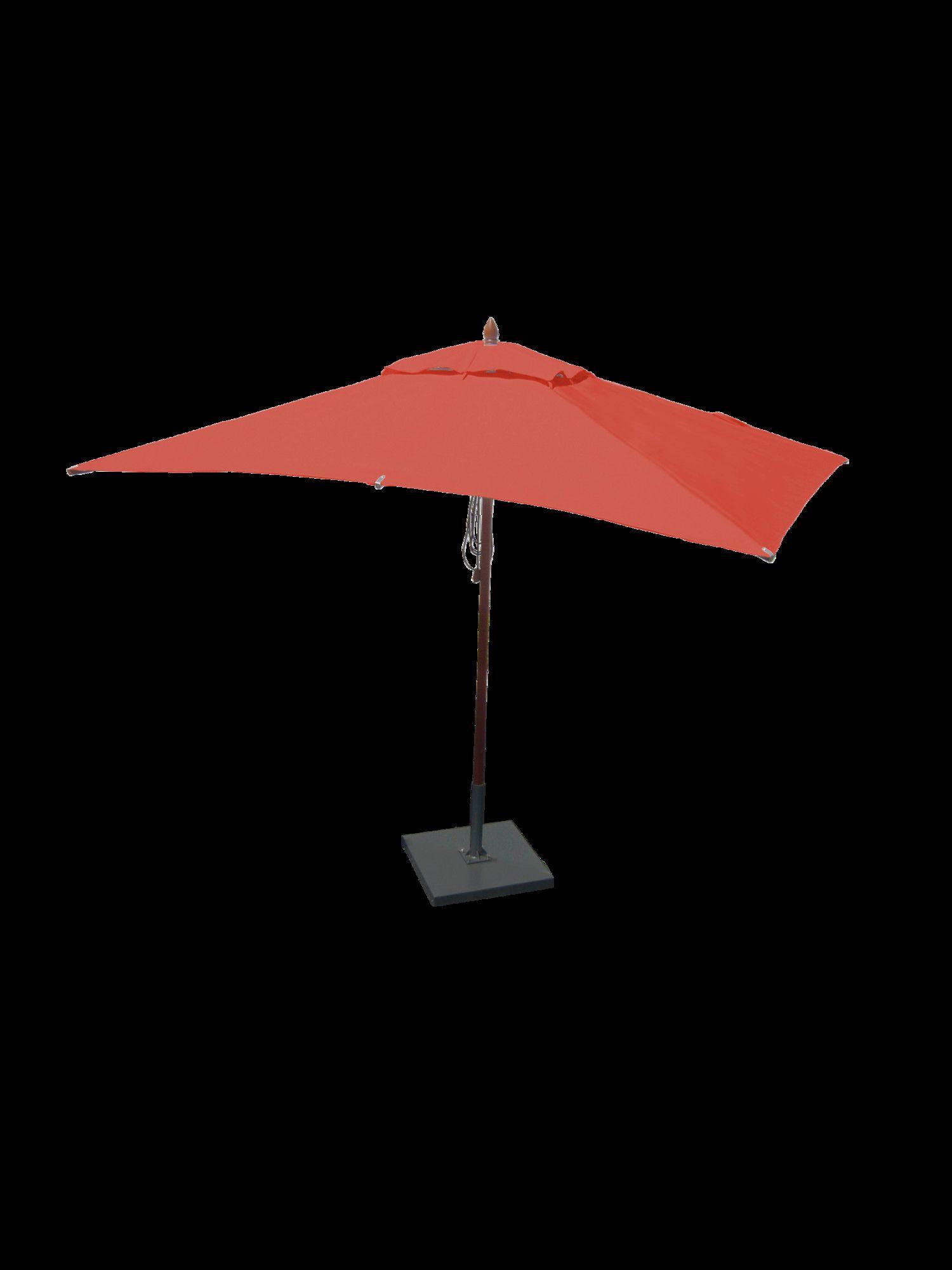 10' x 6.5' Rectangular Market Umbrella