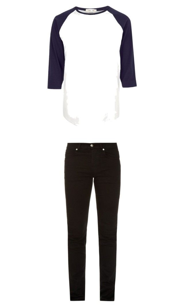"""hot"" by laynnamcknight on Polyvore featuring River Island and McQ by Alexander McQueen"