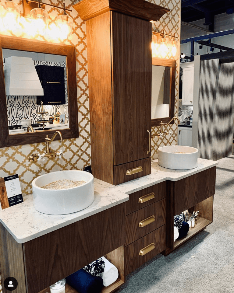 The Biggest Kitchen And Bath Trends For 2020 And 2021 Amanda Gates Feng Shui Bath Trends Kitchen And Bath Small Bathroom Decor