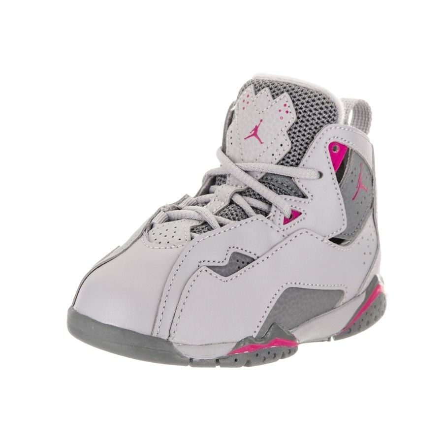 Nike Jordan Toddlers Jordan True Flight GT Basketball Shoe, Boy's