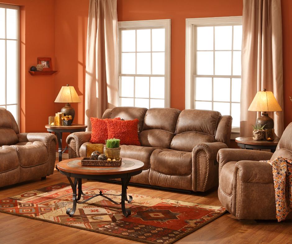 Bonanza Sofa Sofa Mart 1 844 763 6278 Brown Living Room Decor Dark Brown Couch Living Room Brown Living Room