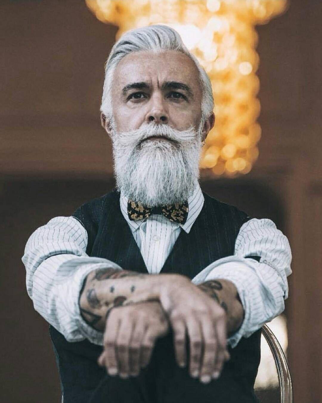 Alessandro manfredini federicofaloci beardbad beards pinterest barbes mode homme et - Barbe hipster chic ...