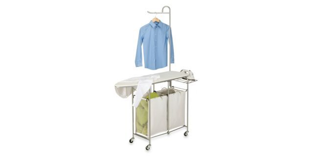 Honey-Can-Do® Foldable Laundry Valet Center