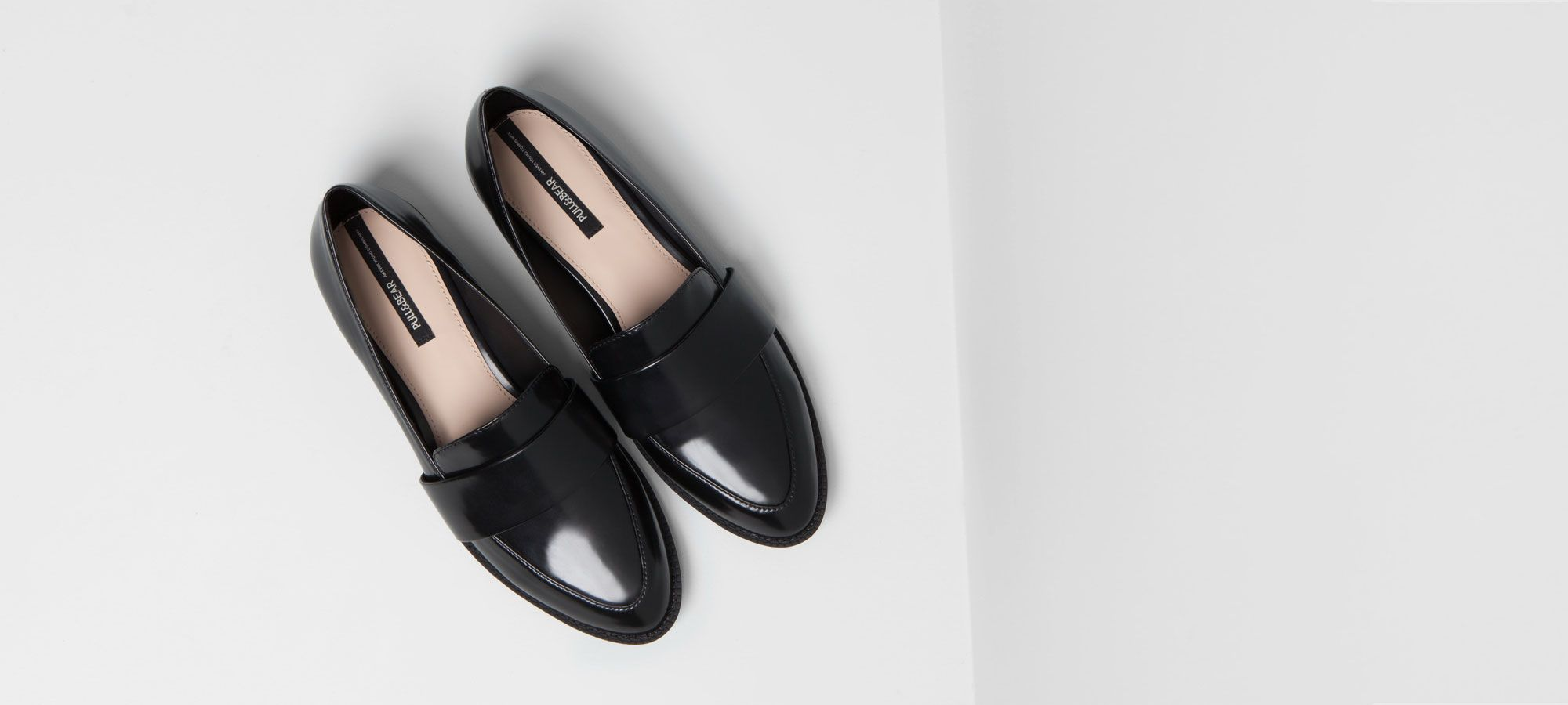 Basic Loafers New Products Footwear Pull Bear Macedonia Loafers Shoes Footwear