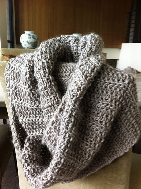 Ravelry: dfg's Fluted Cowl