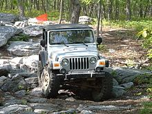 Rock Crawling Wikipedia The Free Encyclopedia Offroad Jeep