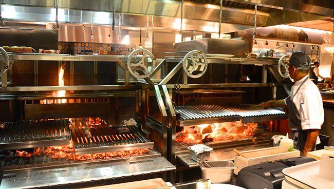 Restaurant Kitchen Grill la boca bar and grill adelaide | argentinian restaurant