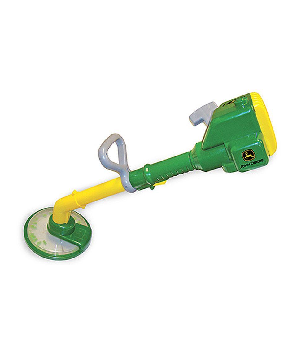 This Preschool Power Trimmer Toy by John Deere is perfect! #zulilyfinds